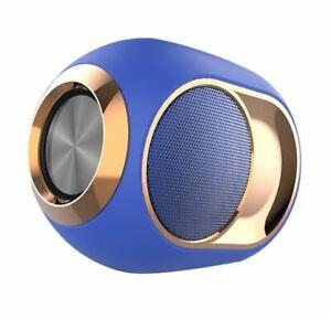 X6 Shower Bluetooth Speaker Wireless Soundbar 5.0 Dual Channel Support Hands-Fre