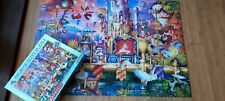 Clementoni The Circus 2000 Piece Jigsaw Puzzle