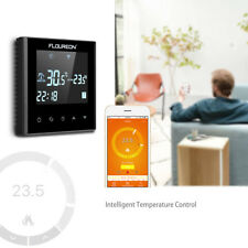 Floureon Smart WiFi Remote Control Digital Touch Screen Thermostat HY03WE-4-Wifi