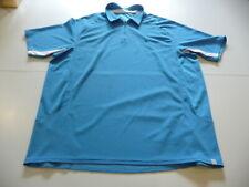 hellblaues Polo-Shirt von Nike Größe 3 XLT wie 5 XL Dri Fit - Maße anschauen