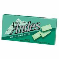 Andes, Mint Parfait, 4.67 Ounce