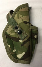 MTP CAMO RIGHT HANDED O/A PCE BRITISH ARMY HOLSTER - British Army Issue