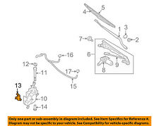 NISSAN OEM Windhsield Wiper-Washer Fluid Pump 28920CA000