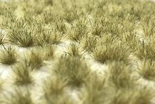Miniature Model Self Adhesive Static Tufts - Autumn Grass 6mm Natural Pack