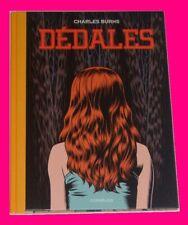 DEDALES #1 Charles Burns Euro Exclusive Hardcover 1st Print NEW 2019 Artwork HC