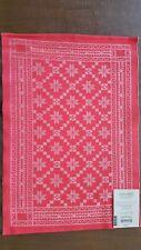"Cotton Blend Attebladrose 33 Towel 14"" x 20"" by Ekelund"