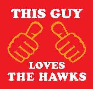 This Guy Loves The Hawks shirt Basketball Atlanta Trey Young ATL MLK Playoffs