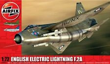 AIRFIX ENGLISH ELECTRIC LIGHTNING F.2A NEW MINT & SEALED 1/72