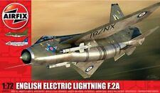 AIRFIX English Electric Lightning F. 2A nuova menta e sigillato 1/72
