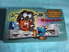 Nintendo Game & Watch Squish Mg-61 Multi Screen Pocket Size 1986