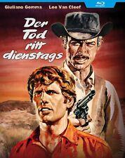 Der Tod ritt dienstags (1967) - 50th Anniversary Edition (Filmjuwelen) [Blu-ray]