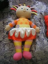 extra large upsy daisy plush soft toy,in the night garden,christmas gift