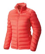 Mountain Hardwear Women's Stretch Down Jacket Scarlet Red Size Small