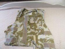 British Army Nato Desert waist coat body armour 190/108