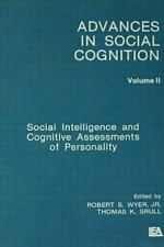 Social Intelligence and Cognitive Assessments of Personality: Advances-ExLibrary