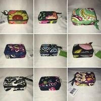 Vera Bradley Travel Pill-Cases Multiple Patterns - New with & without Tags