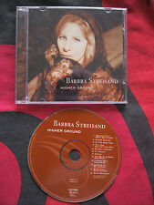 BARBRA STREISAND - HIGHER GROUND. EAN: 5099748853226. CD 1997. 12 Tracks.