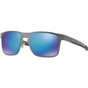 Oakley  Holbrook,Gunmetal with Polarised Sapphire Prizm Lens new very,very,cool*