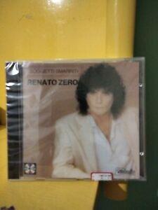 Cd Renato Zero Soggetti Smarriti 1986  SIGILLATO NUOVO ZD71086 no vinile 33