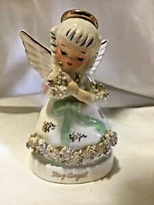 """Napco  Sweet """"May Angel""""~ Very Good Condition"""