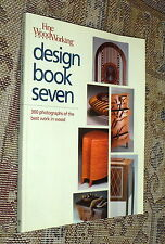Fine WoodWorking Design Book Seven,Taunton Press,VG,SB,1996,First   N