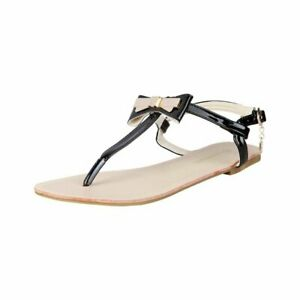 CLEARANCE SALE! Laura Biagiotti Style 860M – Black / Patent Colour Slippers