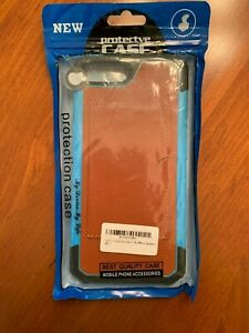 iPhone 8 Plus Case, iPhone 7 Plus Case, Card Holder Leather and Shock Absorbent