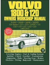 Shop Manual P1800 1800Es Service Repair 1800E P 1800 Workshop Haynes Volvo Book