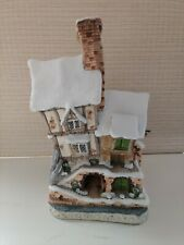 "David Winter Cottages Old Joe""s Nestling Shop John Hine Studios 8"" tall"