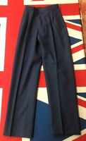 New Mens Navy Trouser Suiting Smart Work Casual Fashionable Formal Wear 182