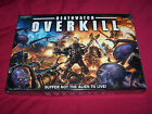 Deathwatch Overkill Space Marines (bits)