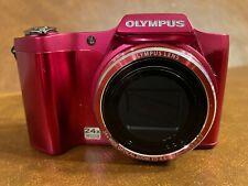 Olympus SZ-14 Digital Camera - 24X Optical Zoom; 25mm; 14 MP; 3