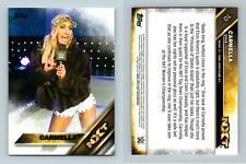 Carmella #10 WWE 2016 Topps NXT Trading Card
