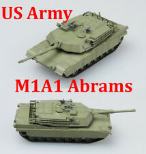 Easy Model 1/72 US Army M1A1 Abrams Main Tank Residence mainland 1988 #35028