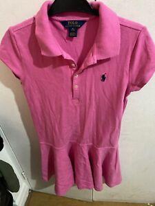 Girls Ralph Lauren Dress Age 8-10