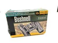 Bushnell PowerView12x25 Binoculars Open box