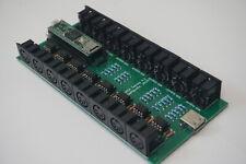 Teensy 4.1 MIDI Breakout board 8in 8out USB host DIY kit midithru box interface