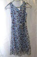 Bonnie Jean Dress Girl's Size 6 Blue