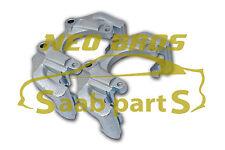 Pair 308MM Brake Caliper Carriers for Saab 9-3 Viggen, 9-5 Aero, Vauxhall Vectra