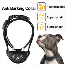 Anti Barking Collar E-Collar Bark Stop Collar No Bark Dog Training Shock Collar