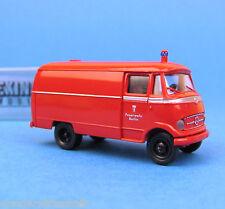 Brekina H0 36006 MB L 319 GW Atemschutz SoMo Feuerwehr Berlin OVP HO 1:87