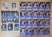 Panini UEFA Euro 2012 Poland/Ukraine Complete Team Italy + 2 Foil Stickers (G)