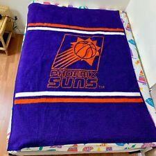Biederlack 1992 Phoenix Suns Basketball 77x56 Wendbar Zwilling Decke USA NBA