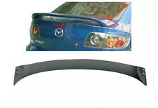 Primer Deflector OEM Factory Style Spoiler For Mazda 3 M3 4door 2003-2008