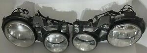 Jaguar S-Type 1999-08 Headlight Assembly Halogen RH LH XR83 13006/05 AE OEM