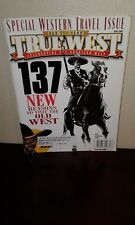 True West Magazine ~ April 2004.  Special Western Travel Issue