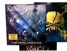 Iron Maiden - The Final Frontier EUR 2LP Ltd, Pic 2010 FOC+Innerbag, Insert /2*
