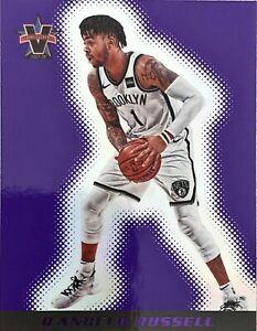 2017-18 Panini Vanguard Basketball #48 D'Angelo Russell 13/25
