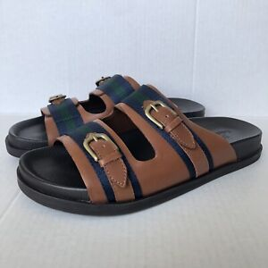 Rare Polo Ralph Lauren Roche Sandals Men's Size 9