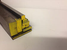 """2"""" SQUARE 3 foot long Bar Cold Rolled Mild Steel """"C1018"""" 1 piece. UPS Shipping"""